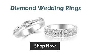 Diamond Wedding Bands for Men & Women