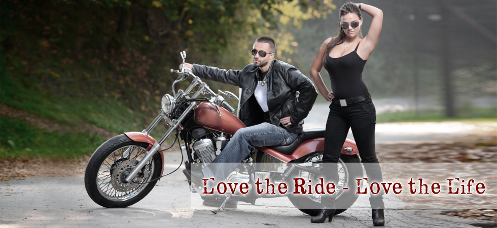 Love the Ride - Love the Life