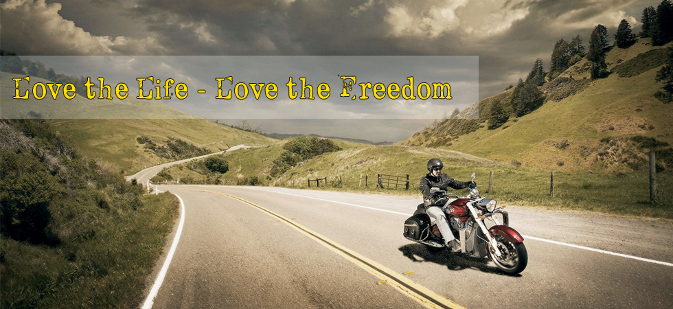 Love the Life - Love the Freedom