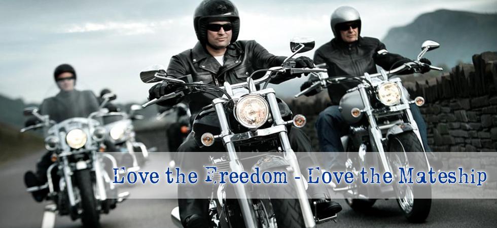 Love the Freedom - Love the Mateship