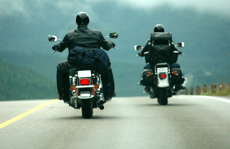 Long Motorcycle Trip
