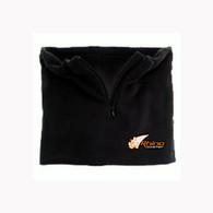 Arctic Zippered Micro Fleece Neck Warmer