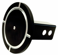 GG&G 1372 Reticle Trailer Hitch Covers