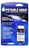 Wisconsin Pharmacal Portable Aqua Tablets