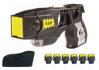 Taser X26C Laser, Light Model w/6 Cartridges
