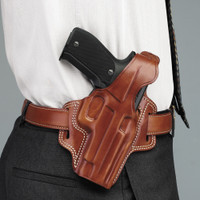Galco Fletch High Ride Belt Holsters