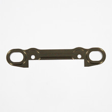 710018 Rear Lower Sus.Arm Holder(Al.) (Gun Metal) ~