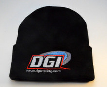 Dgi Racing beanie hat folded