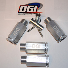 "DGI EXTENDERS  2"" Wheel set for the hpi baja"