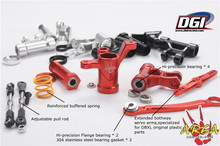 Steering system for losi dbxl