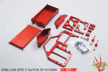 V3 Dual steering  servo tray for losi 5ive