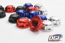DGI wheel nuts for redcat MT truck