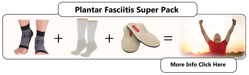 Plantar Fasciitis Super Pack - Click For Info