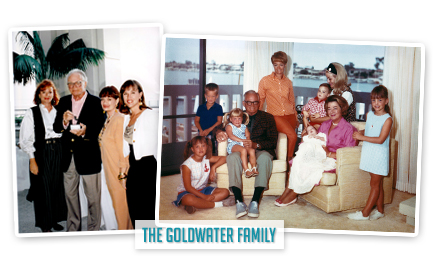 The Goldwater Family