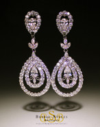 Chandelier Wedding Earrings