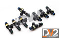 Set of 8 Injectors 1200cc Fuel Injectors (16MX-23-1200-8 )