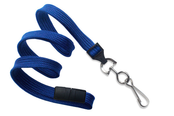 "3/8"" Breakaway Woven Lanyard with Swivel Hook (487SWL)"