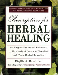 The Prescription for Herbal Healing