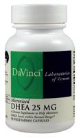 DHEA 25 mg (90)