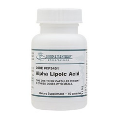Alpha Lipoic Acid 200 mg 60 caps Complimentary Prescriptions