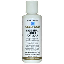 Cellfood Essential Silica Formula 4 oz Lumina Health