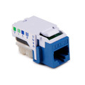 HellermannTyton | RJ45FC3-BLU | CATEGORY 3 8P8C RJ11 FLUSH  |  Lectro Components