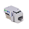HellermannTyton | RJ45FC3-FW | CATEGORY 3 8P8C RJ11 FLUSH  |  Lectro Components