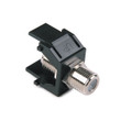 HellermannTyton | FINSERT-B | F CONNECTOR - BROWN   |  Lectro Components