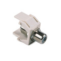 HellermannTyton | FINSERTB-FW | F CONNECTOR MODULE,BULK PACK   |  Lectro Components