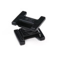 HellermannTyton | 151-06500 | DSWS4 DUAL SWIVEL SADDLE MNT   |  Lectro Components