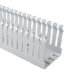 HellermannTyton | 184-11009 | SLHD1X1.5 W/ADH WHITE PVC DUCT |  Lectro Components