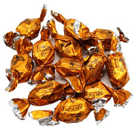 Zaza Mini Foil By Design Color Candies - 600gram (Orange - Orange Flavor)