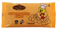 King David Vegan Butterscotch Chips Non-dairy Lactose Free Kosher 250-gram