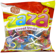 Space Fizz Assorted Flavors Lollipops