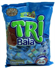Tribala Chewy Raspberry Flavor Filled Candy