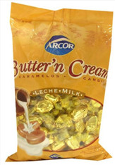 Arcor Butter 'N Cream Milk Flavored Candy