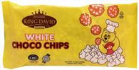 King David Kosher Vegan Lactose Free  White Chocolate Chips