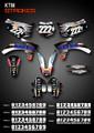 Mini Strokes Pro-Kit KTM