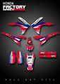Factory Series Race Day Kit Honda