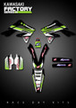 Factory Series Race Day Kit Kawasaki