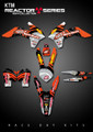 Reactor Series Race Day Kit KTM