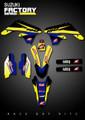 Factory Series Race Day Kit Suzuki