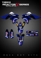 Reactor Series Race Day Kit Yamaha