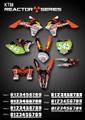 Reactor Series Pro-Kit KTM