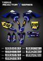 Reactor Series Pro-Kit Yamaha