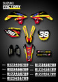 Factory Series Pro-Kit Suzuki