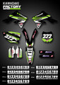 Factory Series Pro-Kit Kawasaki