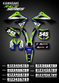 Mini Race Series Pro-Kit Kawasaki