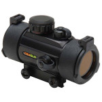 Truglo 8040B 40mm Black Red Dot