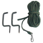 Allen 14493 Treestand Utility Rope with Two Bow Hangers